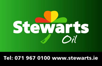 Stewarts Oil Graphic